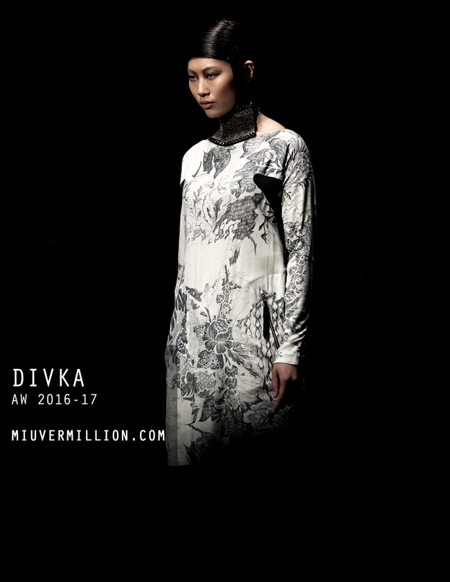 Divka| FW 2016-17 | Tokyo Fashion Week | photographer: Miu Vermillion