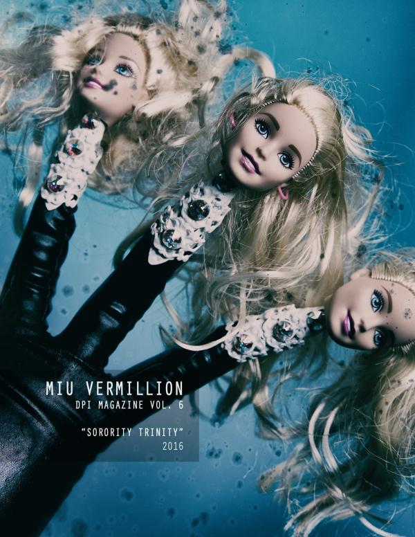 Miu Vermillion   Art   Still Life Photography - Sorority Trinity