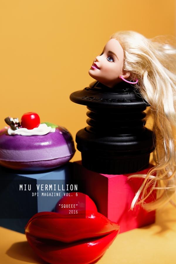 Miu Vermillion   Art   Still Life Photography - Squeee
