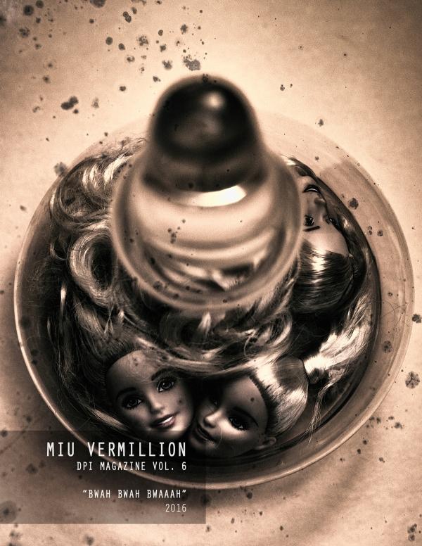 Miu Vermillion   Art   Still Life Photography - Tainted Spring 02