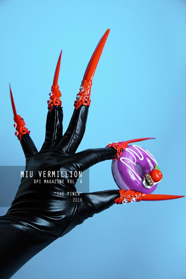 Miu Vermillion   Art   Still Life Photography - The Pinch
