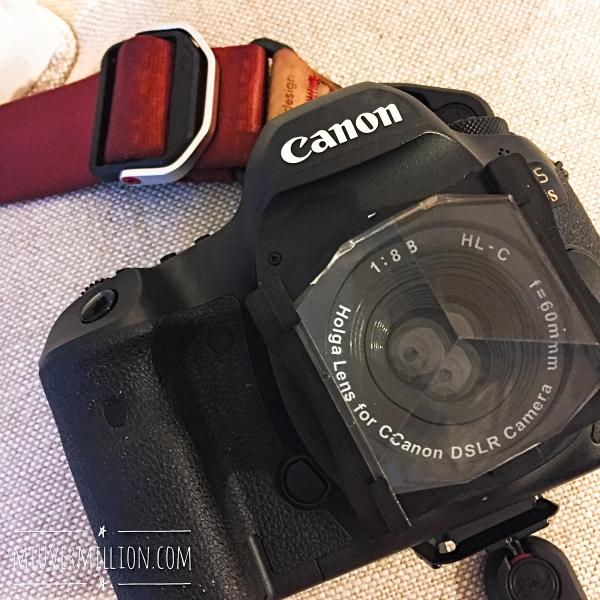 Split Image Filter Lens Set