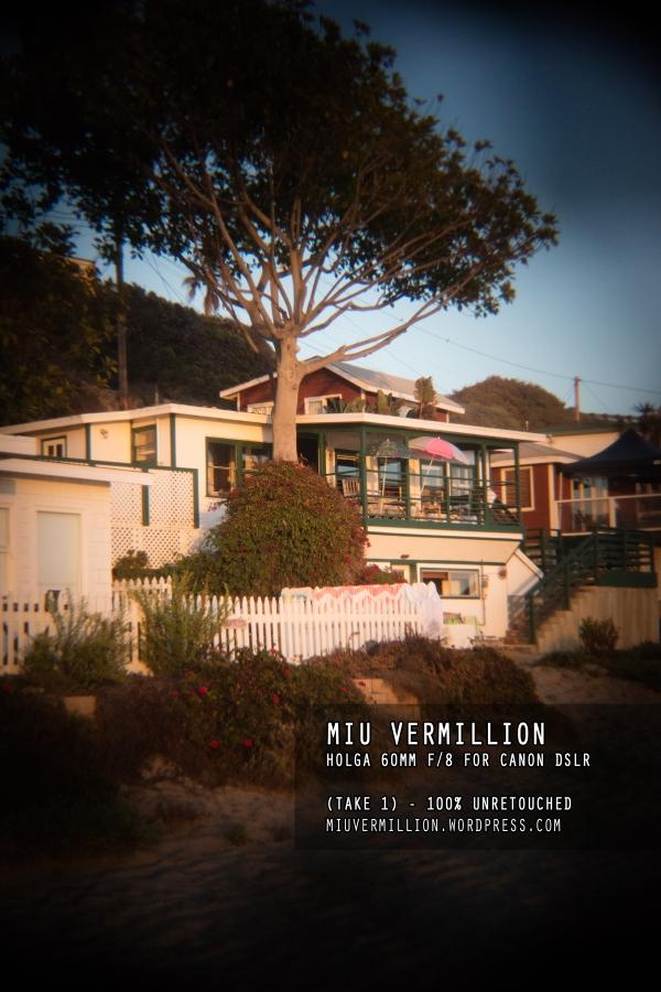 Miu Vermillion   Photography Blog - Holga 60mm f/8 Lens for Canon DSLR