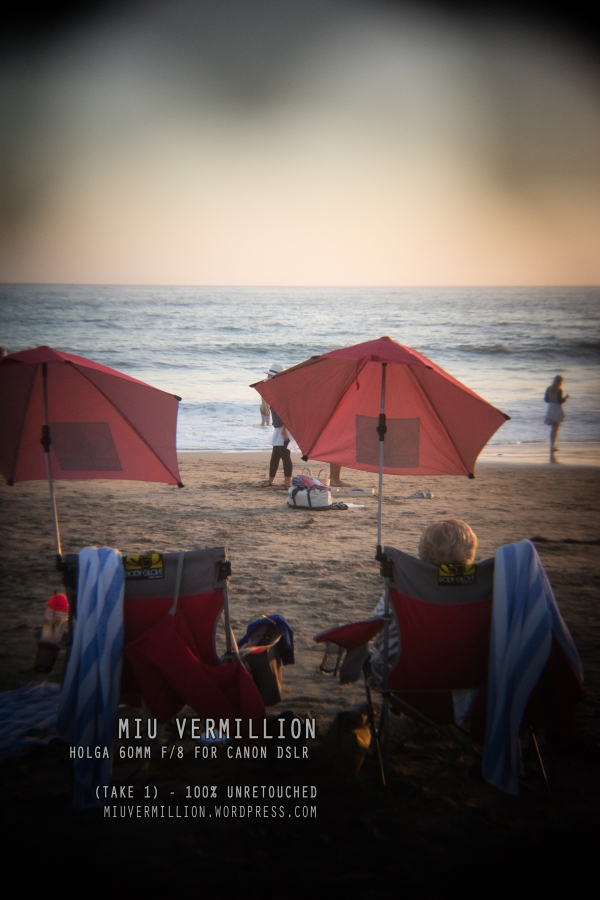 Miu Vermillion | Photography Blog - Holga 60mm f/8 Lens for Canon DSLR
