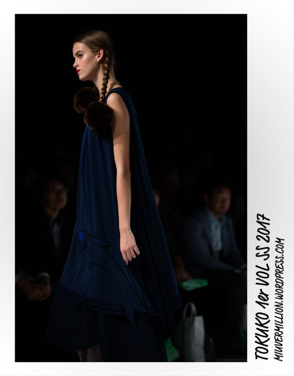 Tokuko 1er Vol - SS 2017 - Amazon Fashion Week Tokyo   Photographed by Miu Vermillion
