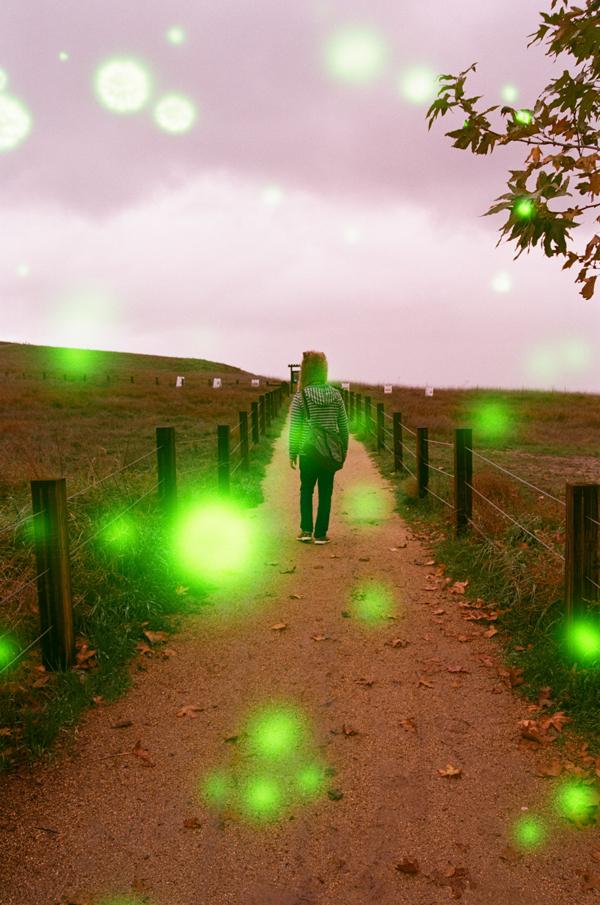 Revolog Volvox experimental film - Analog Photography // miu vermillion photography blog
