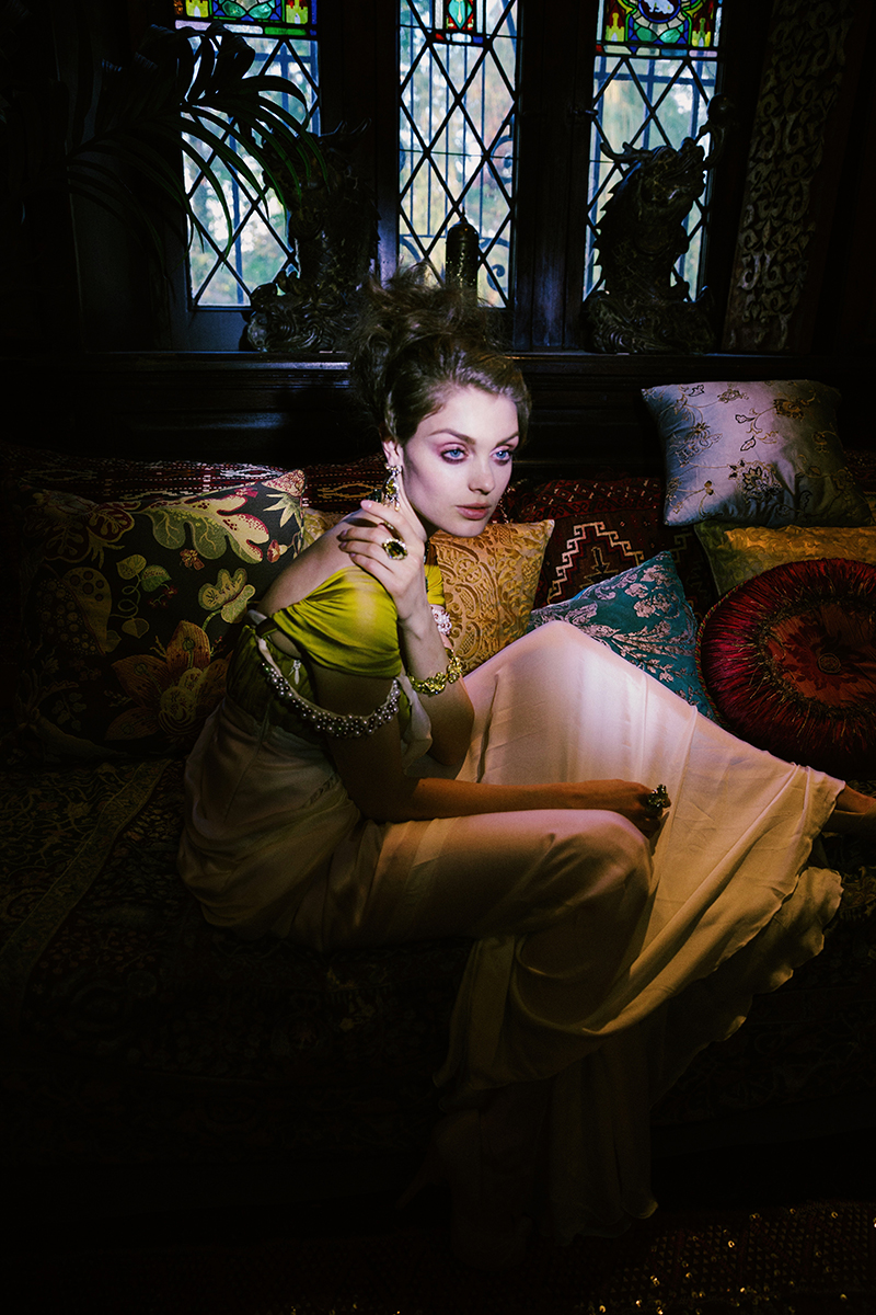 [Fine Art Portrait Photography] Anastasia by Miu Vermilion