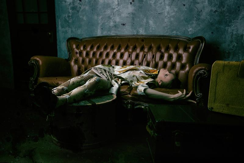 Accedie by Miu Vermillion - fine art photography